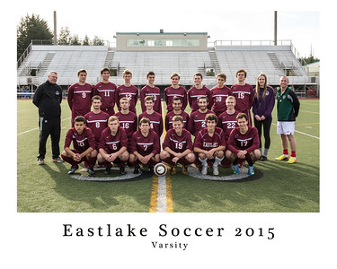 Eastlake Individual and Team Photos
