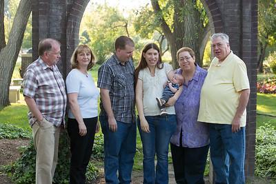 Ashley Midgley Family 2016