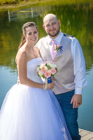 Olivia and Brandon Wanner