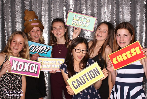 03.09 Savannah's Bat Mitzvah