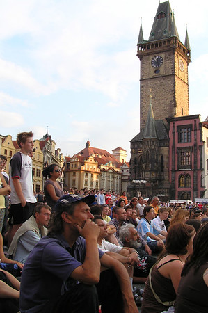 Prague & UK