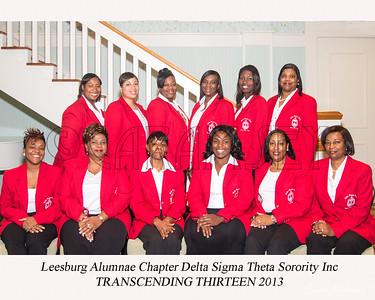Leesburg Alumnae Chapter DST