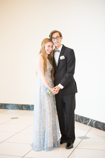 Ian and Robert's Prom 2017