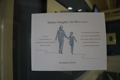 Mother/Daughter Art Show 2020