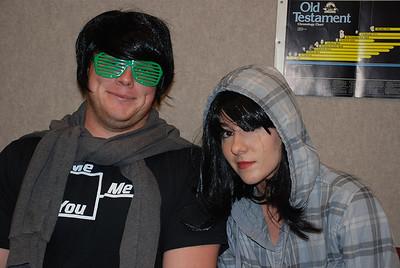 Nina and Albert 2012