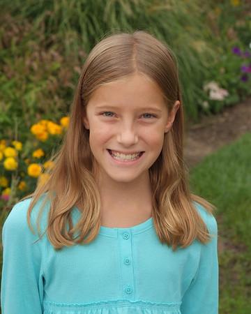Anna's School Photos