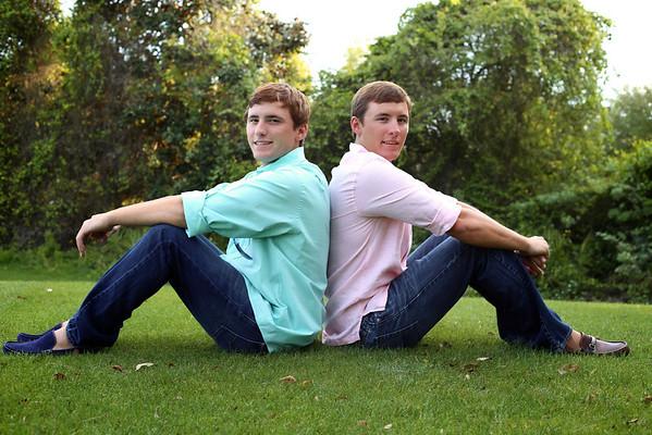 Ryan and Zachary
