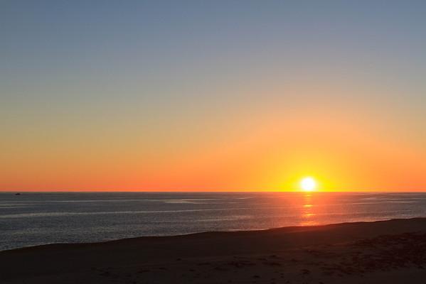 Cabo Sunsets and Sunrises