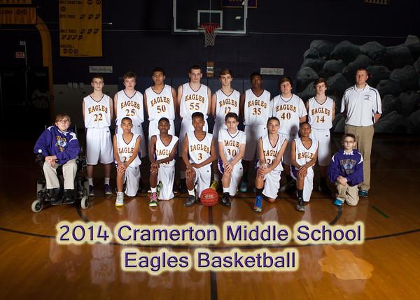 2014 Cramerton Boys Team