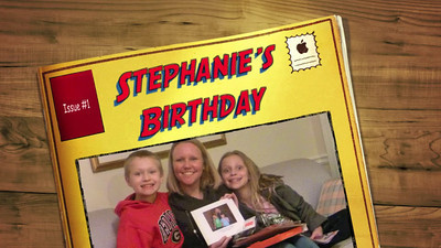 Stephanie's Birthday Feb .2014