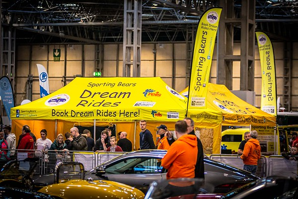 NEC Classic Car Show - November 2019