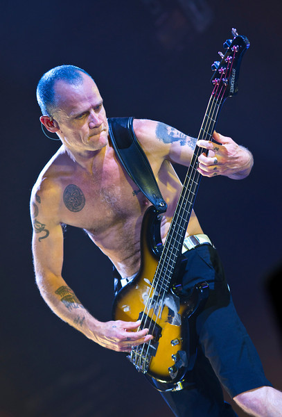 Red Hot Chili Peppers May 25, 2012