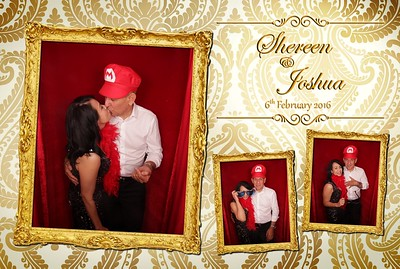 Shereen & Joshua Photo Prints