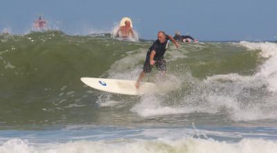Hurricane Bill Surf Va. Beach Thursday Friday