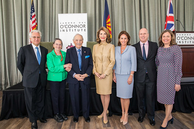 Sandra Day O'Connor Institute - Distinguished Speakers Series Honors Winston Churchill
