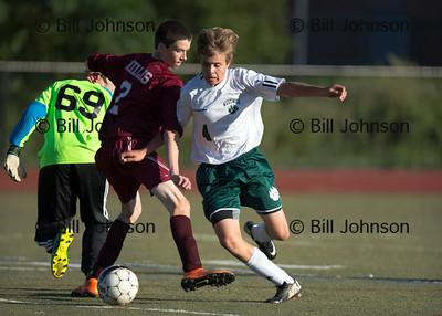 B JV Soccer Millis v Westwood 9_17_13