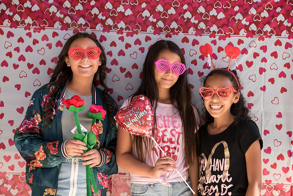 Rodriguez 5th grade Valentine's party