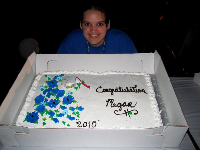 2010 Williamstown High School - Megan's Party