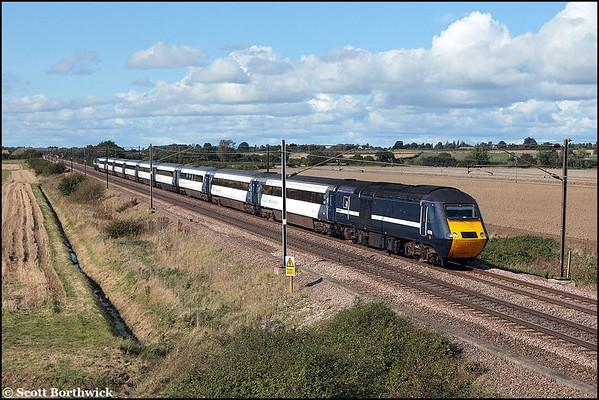 Class 43: National Express East Coast