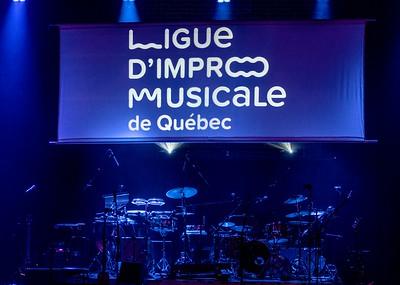 LIMQ - Ligue d'Improvisation Musicale de Québec