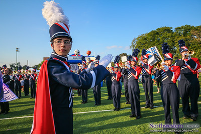 Evanston Township High School Marching Band