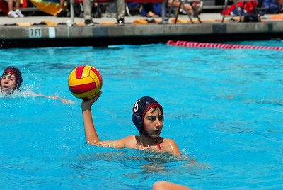 Ventura League - Titans A vs South Coast A 14U Coed D1 3/29/08.  Final score 12 to 3.