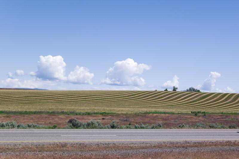 Idaho Farming I-84