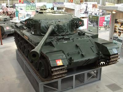 Bovington Tank Museum.