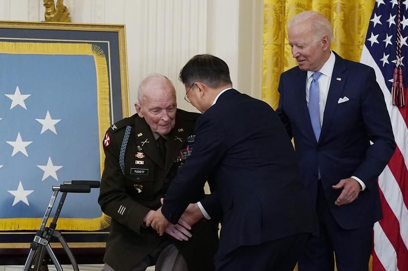 Biden Medal of Honor