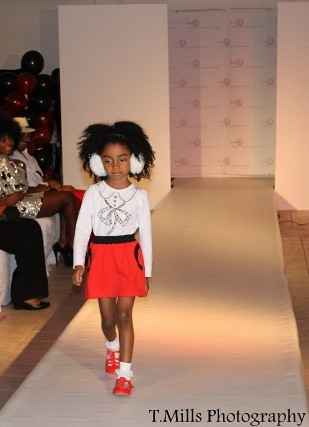 The Sickle Cell Awareness Fashion Event