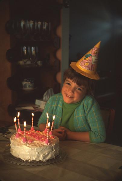 May 19, 1968 (Theresa's 7th Birthday)
