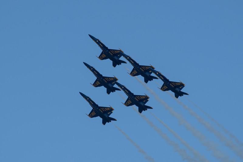 U. S. Navy Blue Angels