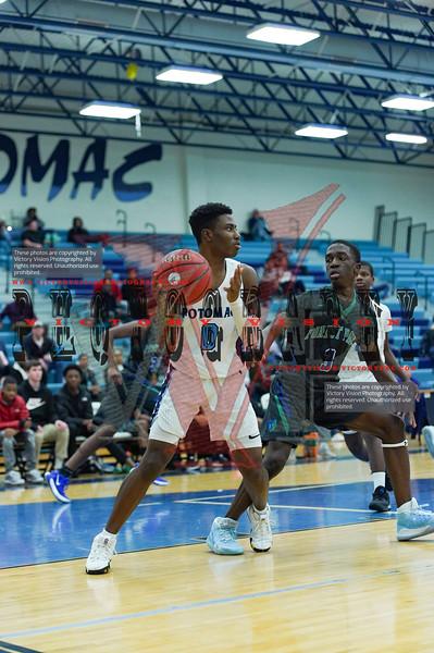 Forest Park @ Potomac Boys JV Basketball 12-20-19