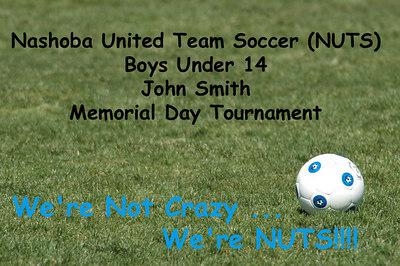 Nashoba United Team Soccer (NUTS) 2006