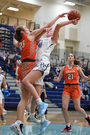 Silverton vs. Corvallis Girls High School Basketball