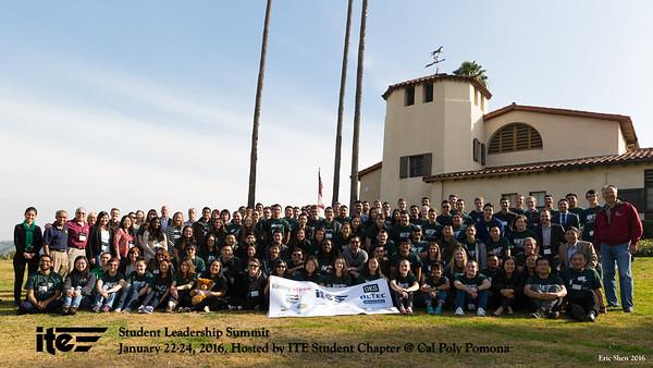 2016 Student Leadership Summit