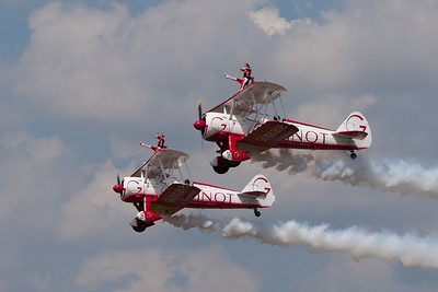 Air Display Teams