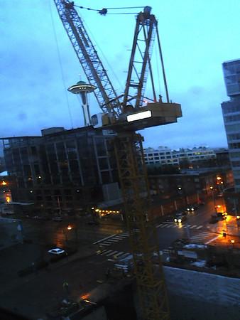 Belltown Construction Cam - March 2013