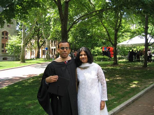 2004-05-16 Jesal Wharton Graduation