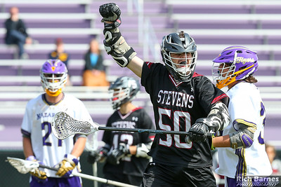 NCAA MLax: Stevens at Naz; 4/13/19