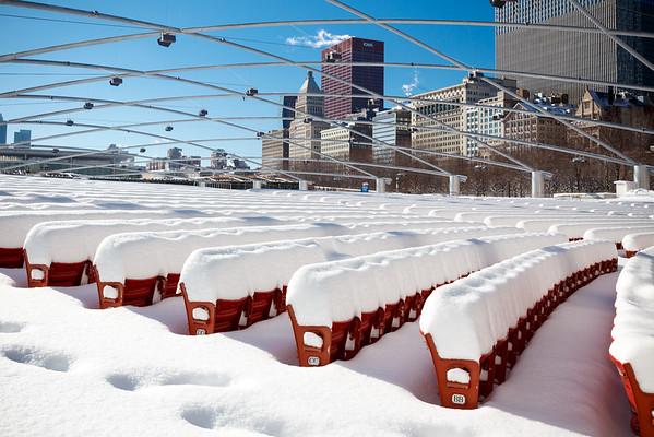Chicago Snow 2015