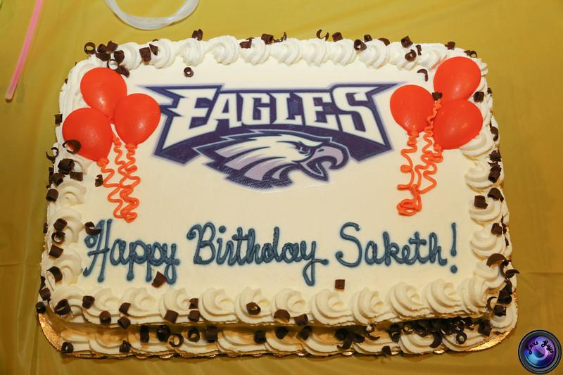 Saketh 9th Birthday