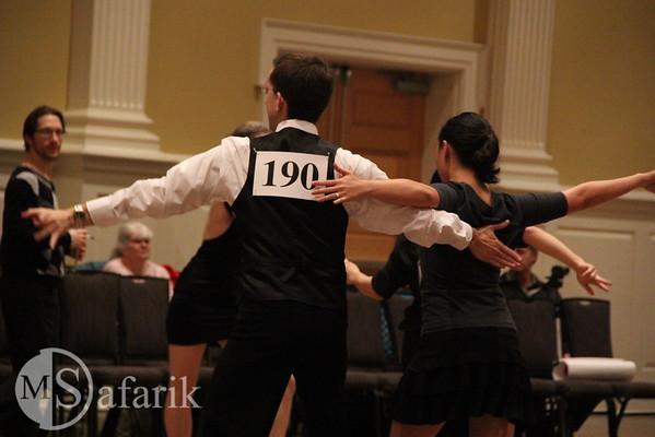 UVA Ballroom Bam Jam Competition