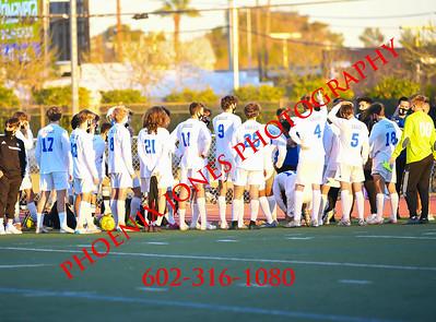 2-19-2021 - Brophy v O'Connor - Boys Soccer