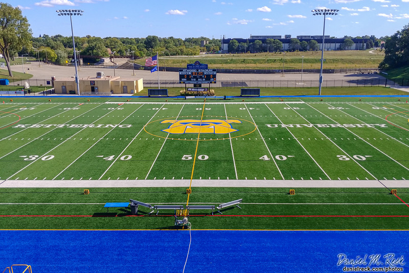 Atwood Stadium on the Campus of Kettering University