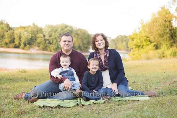 Barnhart family 2016