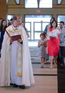 Baby Isabella's Baptism may  2015