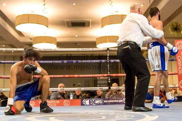 Bout 2. Anthony Cacace vs Reynaldo Mora