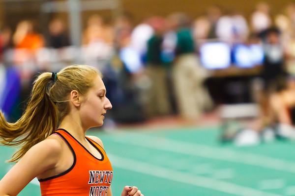 2011 NNHS Track vs. Brookline