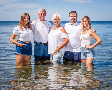 Thacker Family Portraits